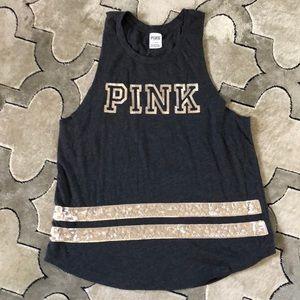 Pink by Victoria Secret tank top